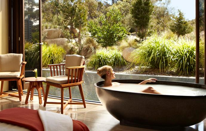 Most Luxurious Hotel Spas Australia