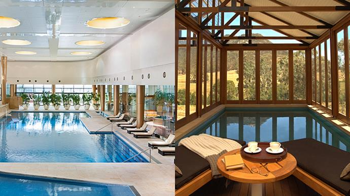 We've rounded up the most lavish hotel spas Australia has to offer. So what are you waiting for? Book that getaway.