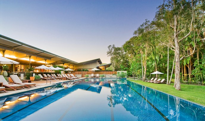 "<strong>The Byron at Byron Resort & Spa, NSW</strong> <BR><BR> Located in a 25-hectare tropical haven, the spa offers site-specific treatments such as the 'rainforest respite' and botanical facials. <BR><BR> Find out more <a href=""https://www.thebyronatbyron.com.au/spa/"">here</a>."