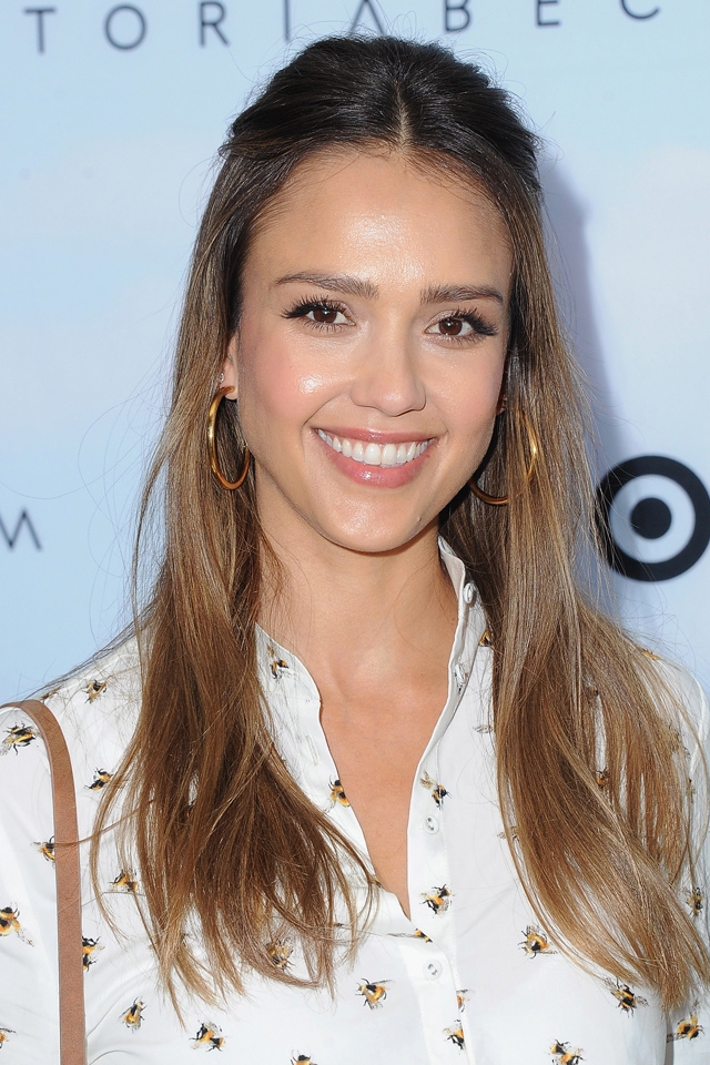 Jessica Alba Reveals A Surprising Hack For Growing Your