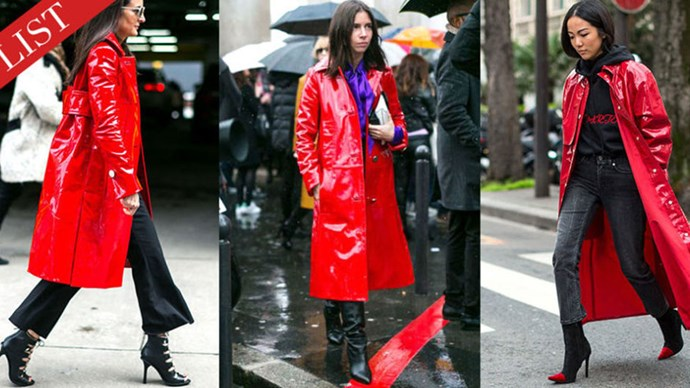 The New Ways To Wear A Trench This Autumn.