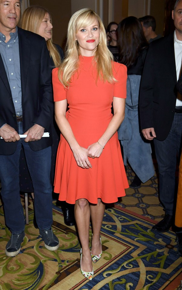 <strong>Your celebrity spirit animal:</strong> Reese Witherspoon