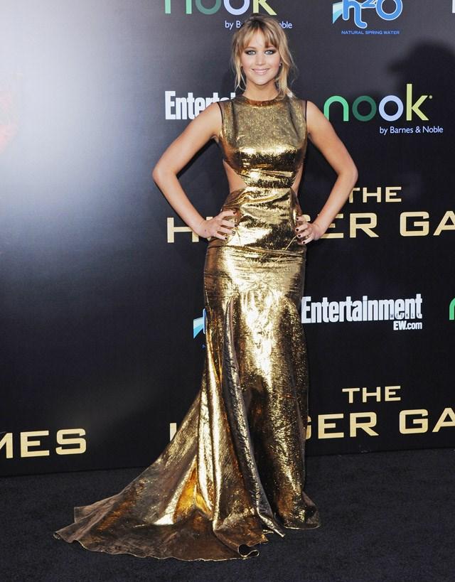<strong>Your celebrity spirit animal: </strong>Jennifer Lawrence