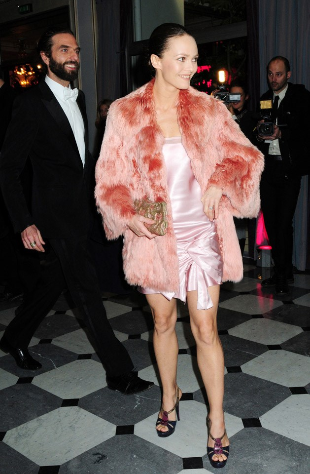 <strong>Your celebrity spirit animal: </strong>Vanessa Paradis