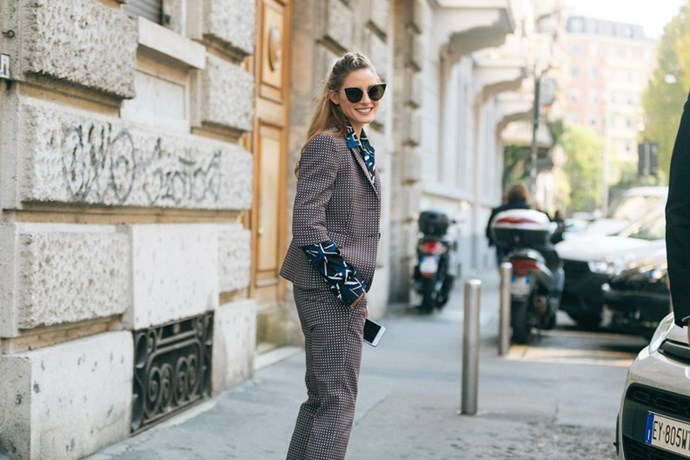Finding your Monday to Friday wardrobe a tad uninspiring? We've done the research to find 28 days of killer office outfits. Suit up!