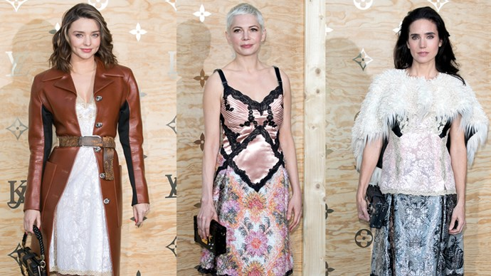 Louis Vuitton x Jeff Koons launch party
