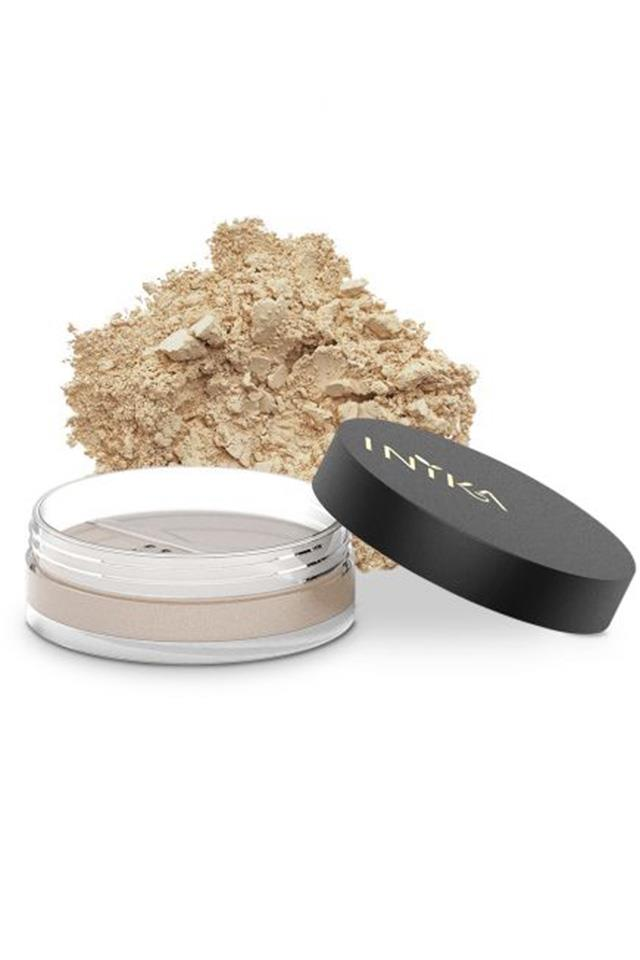 "<strong>Sensitive skin</strong> <br> <br> ""<em>This formula provides a healthy glow without clogging pores, and contains only the purest minerals. It's perfect for people with conditions such as acne</em>."" <br> <br> Inika Mineral Foundation SPF 25, $59, at <a href=""https://www.inikaorganic.com/au/mineral-foundation-powder-spf25-8g"">Inika Organic</a>"