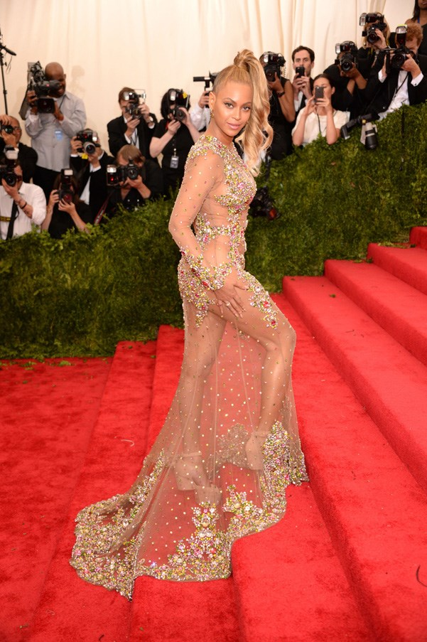 <strong>2015</strong> <br><br> When Beyoncé was late because she'd been busy doing her ponytail in the elevator.