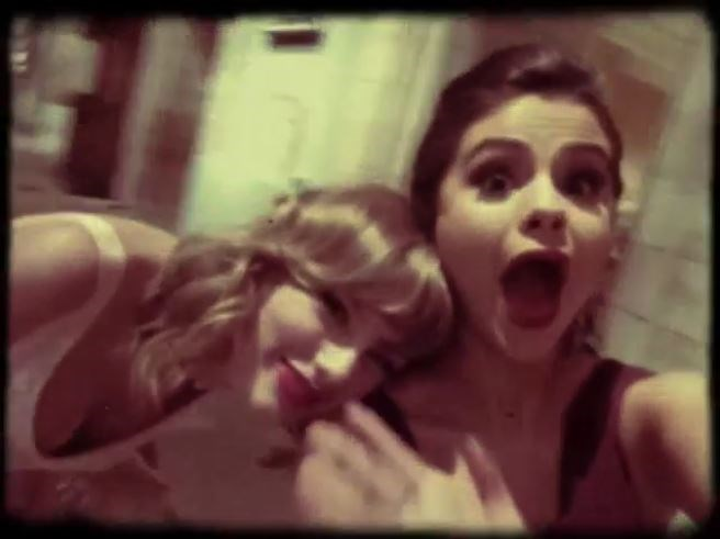 """<strong>2014</strong> <br><br> When Taylor Swift and Selena Gomez gave us #friendshipgoals with this adorable dance party. <br><br> Image: <a href=""""https://www.instagram.com/p/npJnb4ujGj/"""">@selenagomez</a>"""