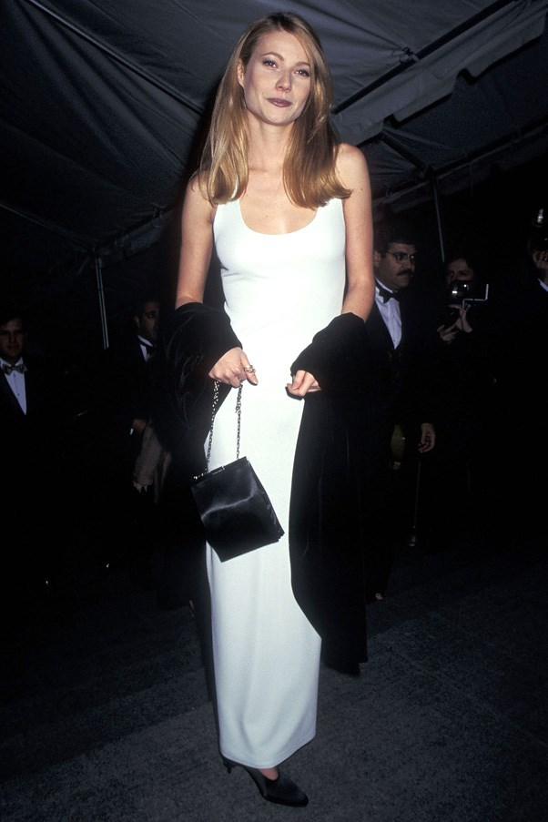 <strong>1995</strong> <br><br> Which came 18 years after her first Met Gala in 1995.