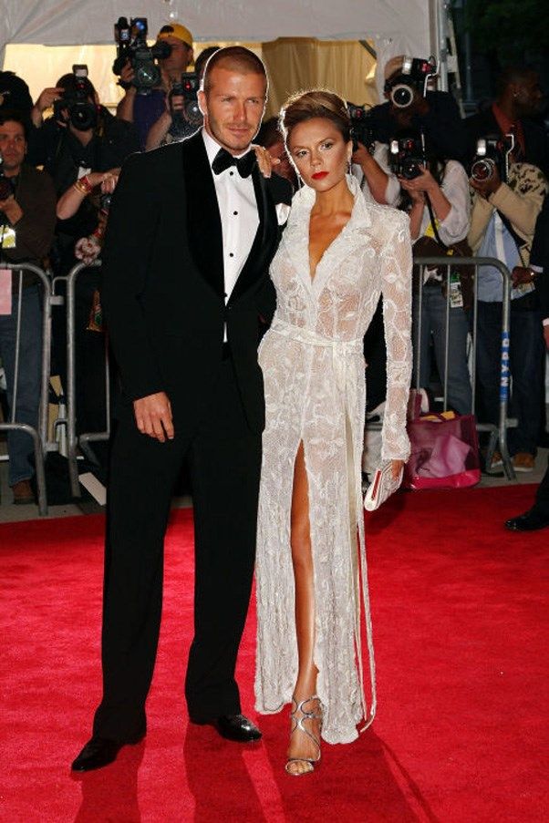 <strong>2008</strong> <br><br> When David and Victoria Beckham further solidified their status as Hollywood's reigning It couple.