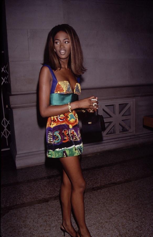 <strong>1990</strong> <br><br> When Naomi Campbell was a technicolor dream.