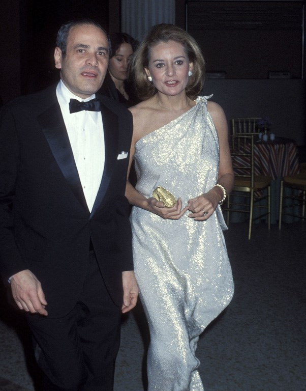 <strong>1977</strong> <br><br> When Barbara Walters looked as regal as a Greek goddess.