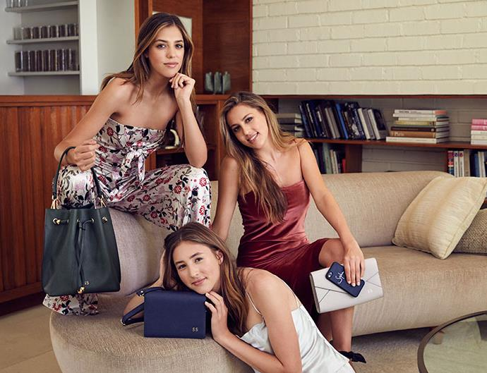 Stallone Sisters The Daily Edited