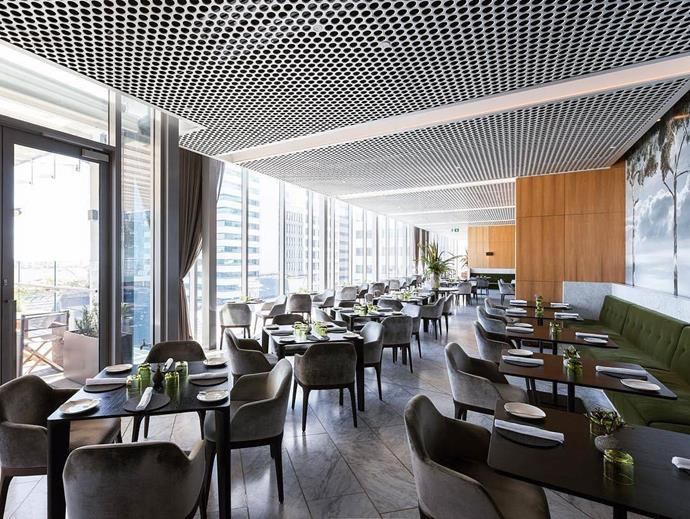 """<a href=""""http://wildflowerperth.com.au/""""><strong>Wildflower</strong></a> <br><br> <strong>Location:</strong> Perth, WA <br><br> There's a lovely story behind the menu at Wildflower, which features contemporary cuisine inspired by indigenous ethos of six seasons. Then there's the location: it's situated on the fourth floor of the COMO The Treasury Hotel, encased inside a glass and steel box that offers views of the Swan River and the city's south. <br><br> <a href=""""https://www.instagram.com/p/BNde_57Awds/"""">@wildflowerrestaurant</a>"""