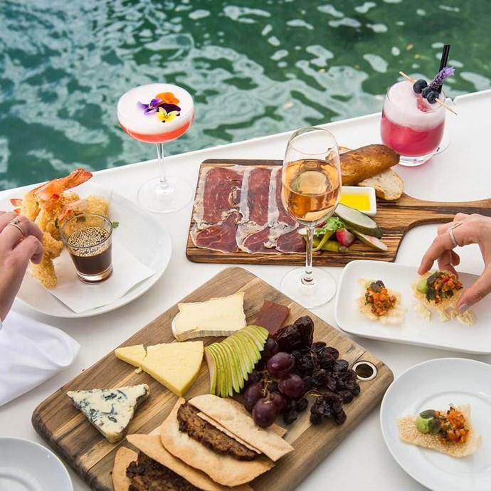 "<a href=""http://catalinarosebay.com.au/""><strong>Catalina, Rose Bay</strong></a> <br><br> Catalina is holding a Mother's Day Luncheon from noon, which includes a delicious three-course menu for $160 per person. You'll need to <a href=""http://catalinarosebay.com.au/whats-on-1/2017/5/14/2017-mothers-day-luncheon"">make a reservation</a>. <br><br> Image: <a href=""https://www.instagram.com/p/BS-msbID55f/"">@catalinarosebay</a>"