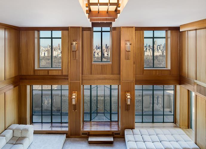 Demi Moore New York penthouse