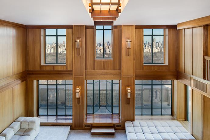 "After two years on the market, Demi Moore just sold her spacious New York City penthouse for $59 million AU. The 11,000 square foot abode is nothing short of amazing, with views over Central Park, a library and a stunning six bedrooms and five and-a-half bathrooms (unheard of in New York).<br><br> Click through to see the stunning penthouse in all its glory.<br><br> <em>Images courtesy of <a href=""http://www.modlingroup.com/"">Modlin Group</a>.</em>"