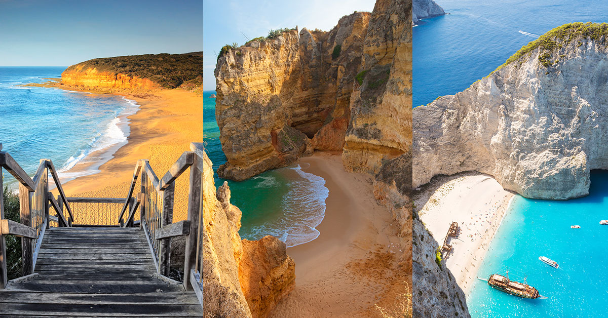 The Best Beaches In The World : Harper's BAZAAR