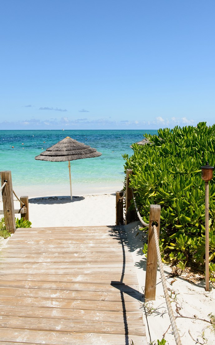 <p><strong>Grace Bay, Turks and Caicos</strong> <p>With 12 miles of white sand beaches and the clearest water you'll likely ever encounter, there's no question why this beach on the north shore of the island of Providenciales made this list.