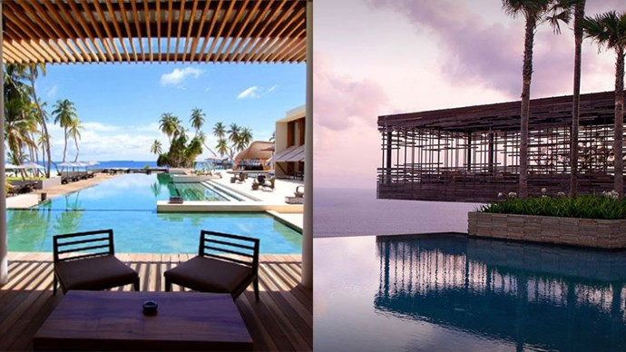 Six luxury eco resorts that offer the best of both worlds.