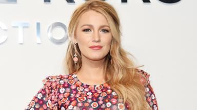 Blake Lively Is As Concerned By Donald Trump As You Are