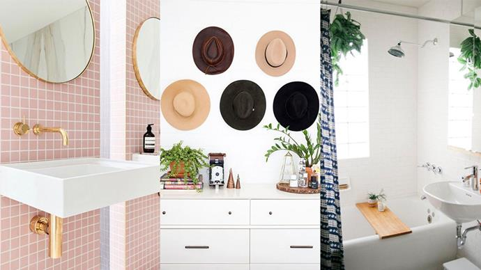 Pinterest have released their 2017 home report and have uncovered stylish ideas that not only will work for any kind of budget, but can also be used  in rentals and require little-to-no DIY skills.