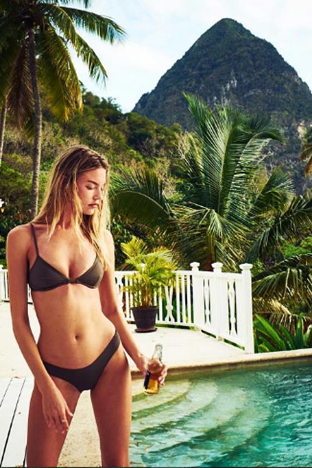 """They work in some of the most stunning locations across the world, so naturally, they're privy to picturesque holiday destinations. <br> <br> Here, exactly where they go to unwind. <br> <br> <a href=""""https://www.instagram.com/marthahunt/?hl=en"""">@Marthahunt</a>"""