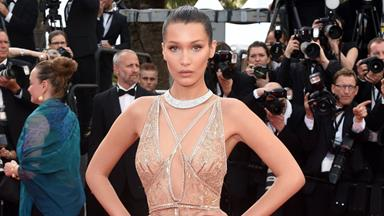 This Is What Bella Hadid's Day-On-A-Plate Looks Like