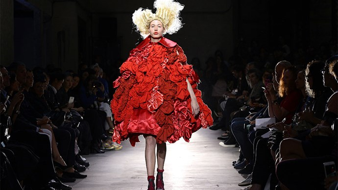 In celebration of tomorrow's Met Gala, which will pay homage to Comme des Garçons' designer and fashion legend Rei Kawakubo, we round-up 11 of her most iconic quotes.