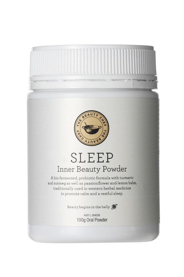 """<strong>Tumeric</strong> <br> <br> Ayurvedic medicine tells us turmeric can aid digestion. And when your digestion is in optimal conditional, everything else, including cell repair, improves. <br> <br> The Beauty Chef's 'Sleep' Inner Beauty Power mixes the antioxidant with lemon balm and passionflower—both used in western herbal medicine—to induce sleep and relieve anxiety. <br> <br> Sour cherry is also present in the bio-fermented mix—a natural source of melatonin. Does it work? <em>BAZAAR</em>'s online news and entertainment editor, Jessica Chandra tried 'Sleep' for a week. <br> <br> <em>""""Occasionally I have nights where I can't get to sleep (the worst nights of them all), but that didn't happen for the week that I trialed The Beauty Chef's Sleep Inner Beauty Powder. The first thing I had to get over was the smell and the taste—I am not a chai girl, and the smell of the spice-filled powder (it's very turmeric-heavy) was so intense! Luckily, the flavour was subdued when mixed with milk. As for the effects, I didn't notice any obvious changes to my sleeping patterns, though there was one night when I was on my phone in bed (bad, I know), and I had this sudden urge to sleep really suddenly. And I fell asleep just like that. I'll definitely keep it up. And the taste has become more palatable the more I've had it.""""</em> <br> <br> Blend one teaspoon with 200mls of warm milk and drink it an hour before bed for best results. <br> <br> The Beauty Chef 'Sleep' Inner Beauty Powder, $44.95, at <a href=""""null""""><a href=""""www.thebeautychef.com"""">The Beauty Chef</a></a>"""