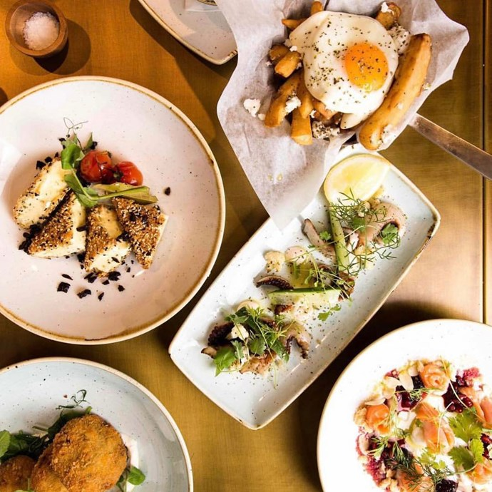 "<a href=""http://universalhotels.com.au/1821restaurant-2/""><strong>1821 Restaurant</strong></a> <br><br> For Mother's Day, this delicious Greek restaurant will extend its opening hours to all day, to accommodate for more guests wanting to spoil their mums. They have set menu options available, starting from $55 per person. <br><br> Image: <a href=""https://www.instagram.com/p/BTi3iV-B3aw/"">@1821restaurant</a>"