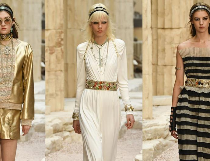 Chanel Cruise 2018 runway show