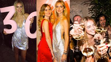 Chiara Ferragni's 30th Birthday Party Was Every Bit As Chic As You Expected