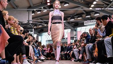 Every Must-See Moment From Prada's Stunning Resort Show