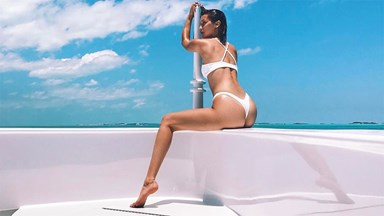 Inside Bella Hadid And Kendall Jenner's Tropical Holiday