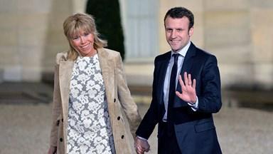 Emmanuel Macron Slams Critics Of His Marriage To His Wife, Brigitte