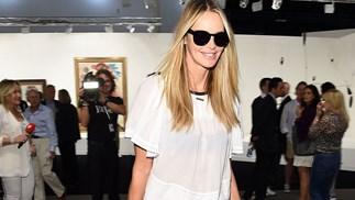 Elle Macpherson Supermodel Off Duty Style