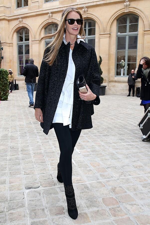 In Paris, January 2014.