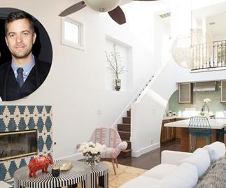 Diane Kruger Joshua Jackson West Hollywood home