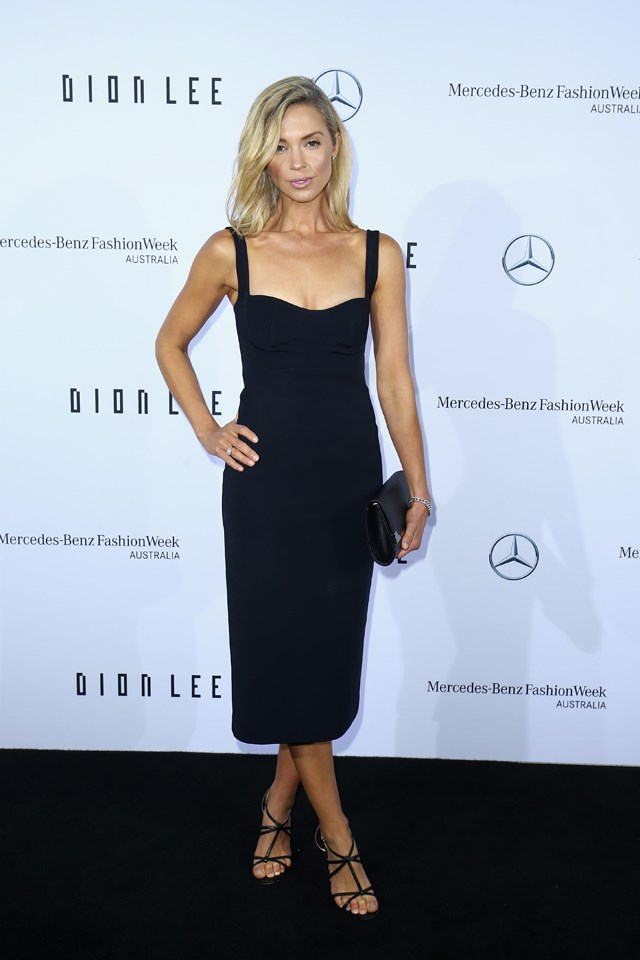 <strong>Dion Lee</strong> <br><br> Brodie Harper