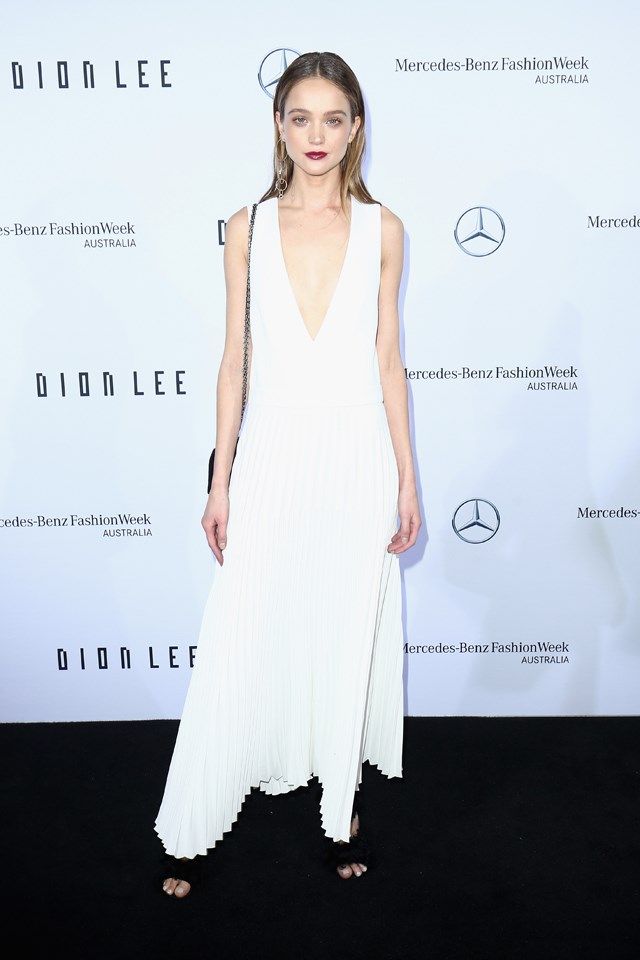 <strong>Dion Lee</strong> <br><br> Rosie Tupper