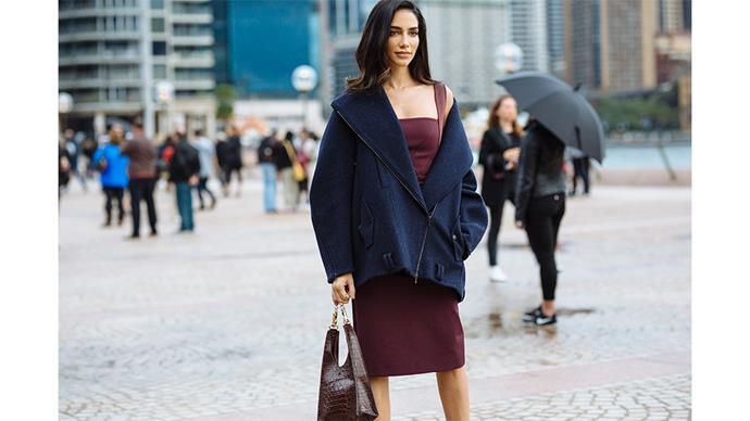 "Jessica Kahawaty<br><br> Image: <a href=""http://www.stylesnooperdan.com/"">Stylesnooperdan</a>"
