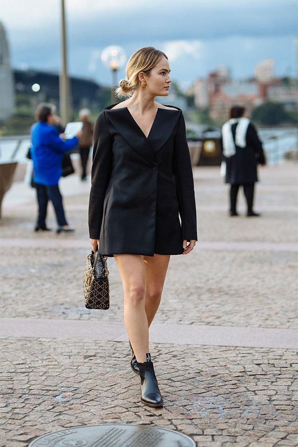 "Brooke Testoni<br><br> Image: <a href=""http://www.stylesnooperdan.com/"">Stylesnooperdan</a>"