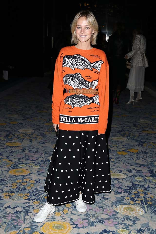 <strong>Alice McCall</strong> <br><br> Nadia Fairfax