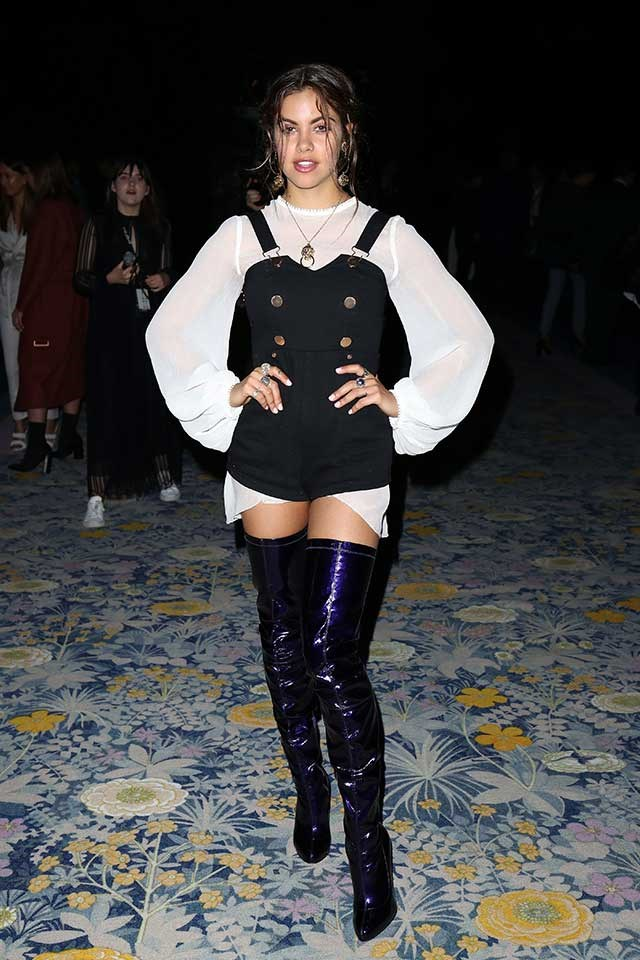 <strong>Alice McCall</strong> <br><br> Mimi Elashiry