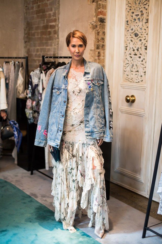 <strong>Net-a-Porter launch for Jet-A-Porter</strong> <br><br> Lindy Klim