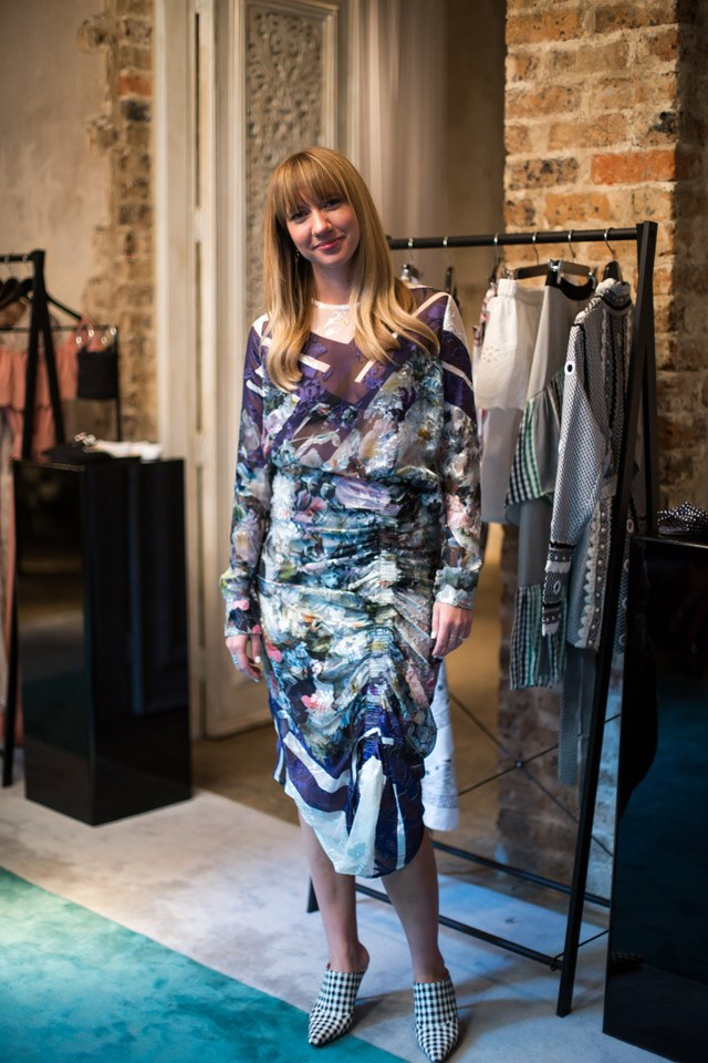 <strong>Net-a-Porter launch for Jet-A-Porter</strong> <br><br> Net-a-Porter fashion director Lisa Aiken