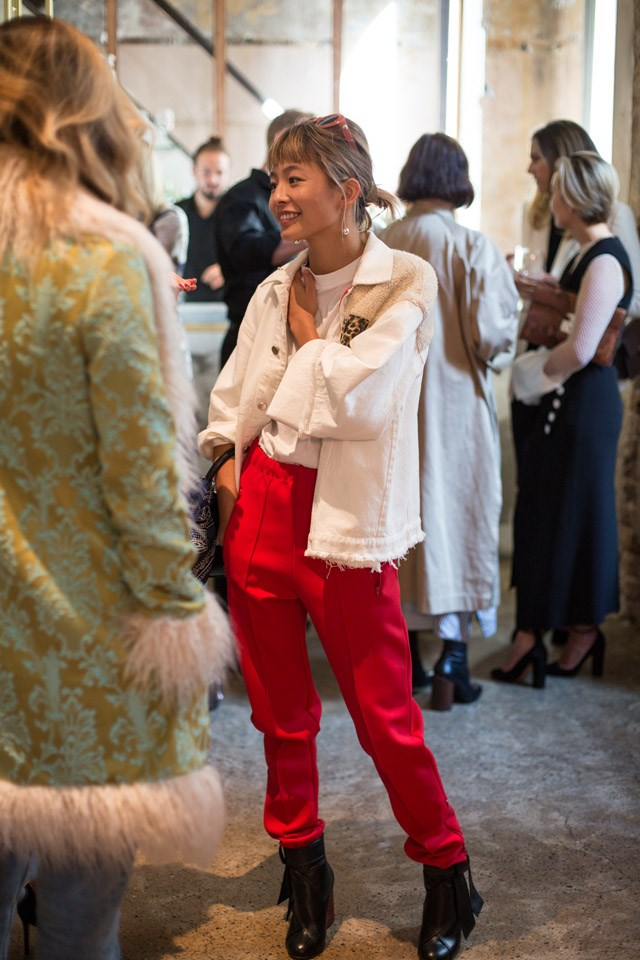 <strong>Net-a-Porter launch for Jet-A-Porter</strong> <br><br> Yan Yan Chan