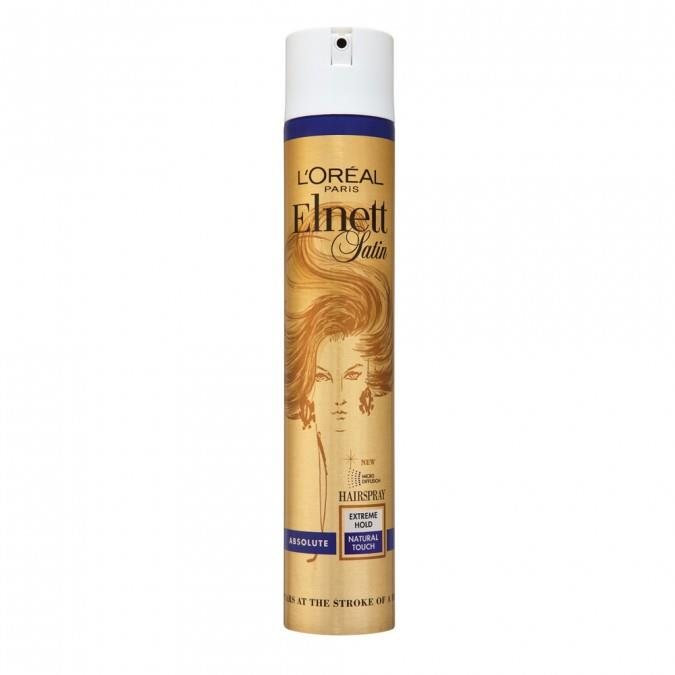 "<strong>L'Oreal Paris Elnett Satin Absolute Extreme Hold Hairspray</strong> <br> <br> Ever wanted to find a hairspray that will hold your 'do in place without turning crispy. This spray does just that. <br> <br> <em>L'Oreal Paris Elnett Satin Absolute Extreme Hold Hairspray, $10.99 at <a href=""https://www.priceline.com.au/l-oreal-paris-elnett-satin-absolute-extreme-hold-hairspray-400-ml"">Priceline</a></em>"
